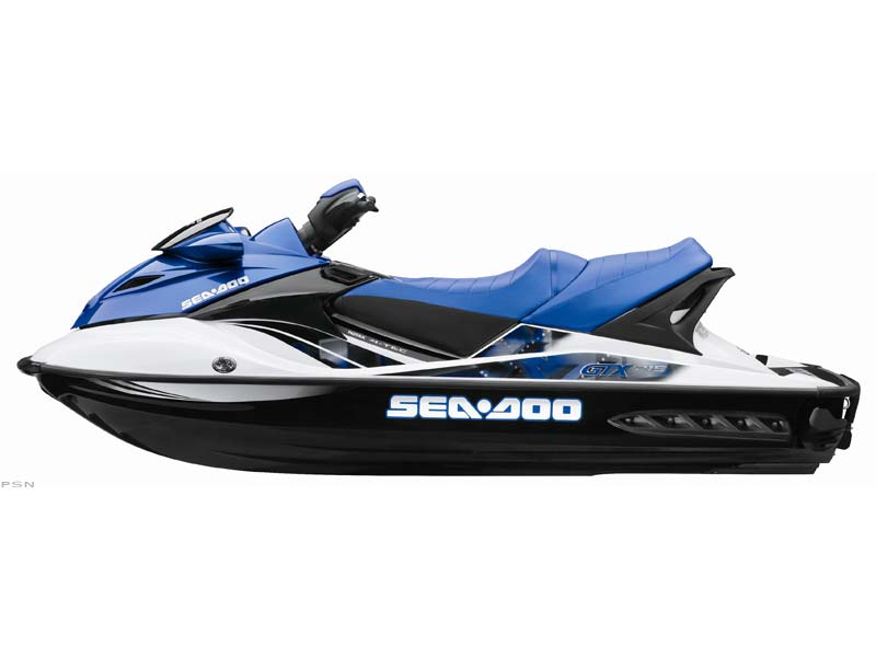 2009 Sea-Doo PW GTX LTD 1503HO TM