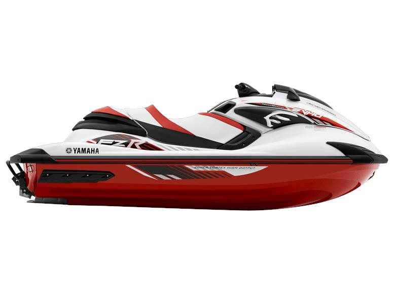2016 Used Yamaha Fzr1800 Jet Skis For
